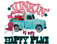 "Transfer ""Junkin Is My Happy Place"""