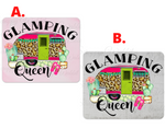 "Mousepad ""Glamping Queen"""