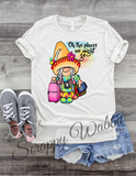 "T-Shirt ""Gnome Vacation"""