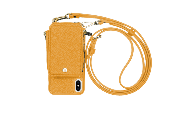 Trek Tech All-in-One Crossbody, Phone Case and Wallet for iPhone XS Max