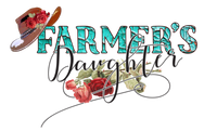 "T-Shirt ""Farmers Daughter"""