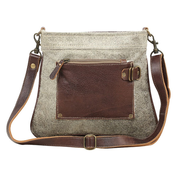 "Myra Bags ""The Centric Patch Shoulder Bag"""