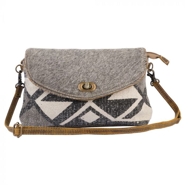 "Myra Bag ""Grey Clandestine Small & Crossbody Bag"""