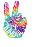 "T-Shirt ""Peace Sign Hand"""