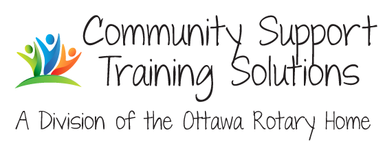 ORH Community Support Training Solutions
