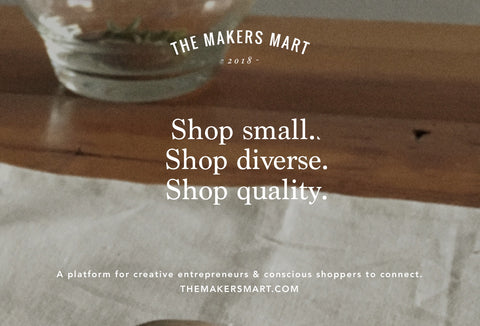 The Makers Mart by Shayba Muhammad of Mahnal Jewelry