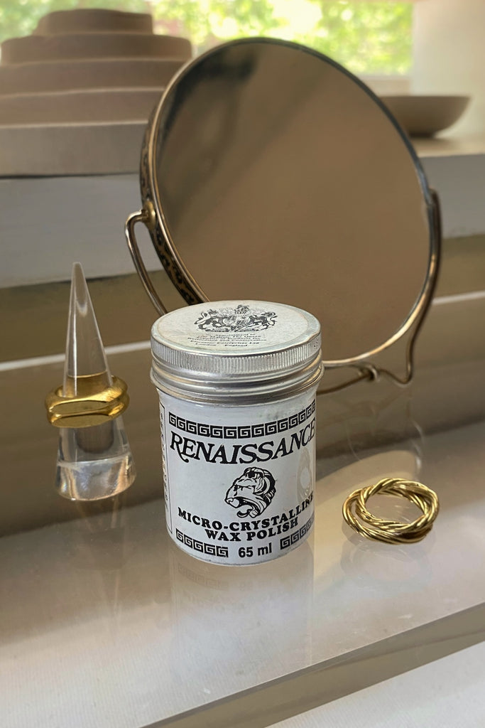brass jewelry sealer_ finish protector