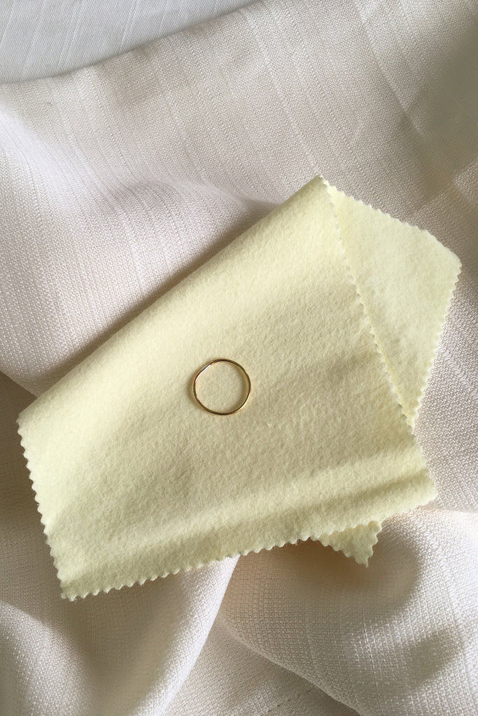 Brass Jewelry Polishing Cloth
