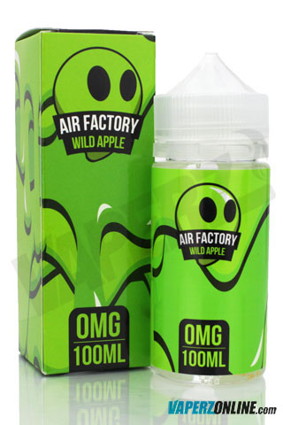 Air Factory - Wild Apple - 100ml