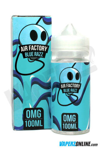 Air Factory - Blue Razz - 100ml