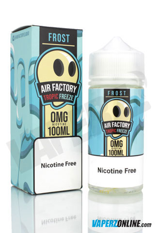 Frost Factory - Tropical Freeze - 100ml
