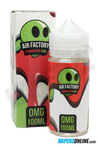 Air Factory - Strawberry Kiwi - 100ml