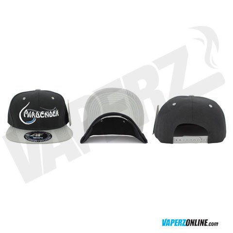 Airbender - Snapback Hat - Black / Grey