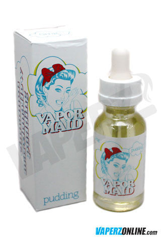 Beard Vape Co - Vapor Maid Pudding - 30ml - Vaperz