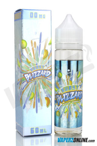 Burst Blizzard - Melon Brrrst - 60ml
