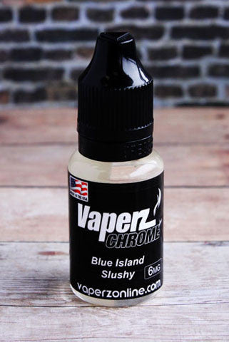 Blue Island Slushy - 15ml - Vaperz