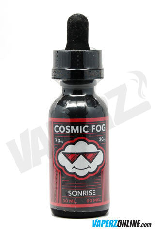 Cosmic Fog - Sonrise - 30ml - Vaperz
