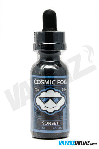 Cosmic Fog - Sonset - 30ml - Vaperz