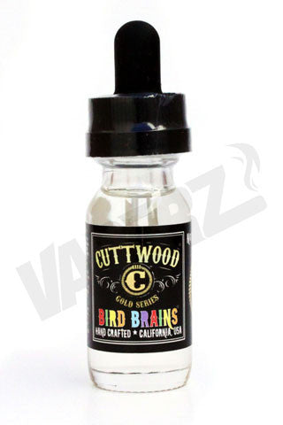 Cuttwood - Bird Brains - 15ml - Vaperz