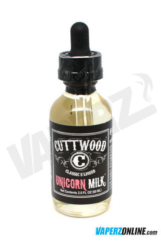 Cuttwood - Unicorn Milk - 60ml - Vaperz