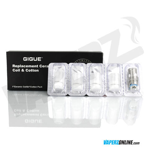 Gigue - Dolphin Ceramic Coil