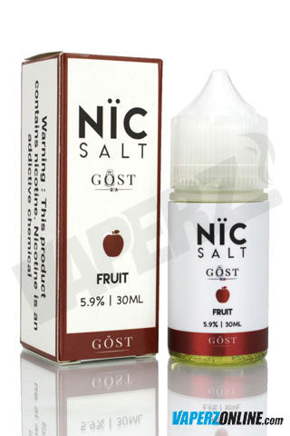 Gost Nic Salt - Fruit - 30ml
