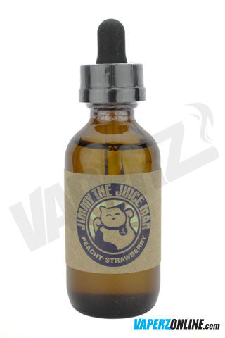 Jimmy the Juice Man - Peachy Strawberry - 60ml