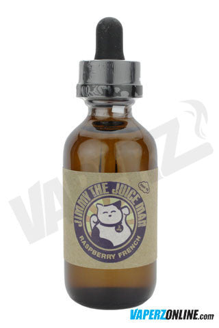 Jimmy the Juice Man - Raspberry French - 60ml