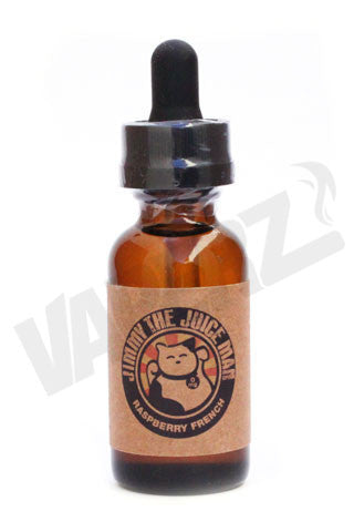 Jimmy the Juice Man - Raspberry French - 30ml