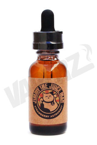 Jimmy the Juice Man - Strawberry Astronaut - 30ml - Vaperz