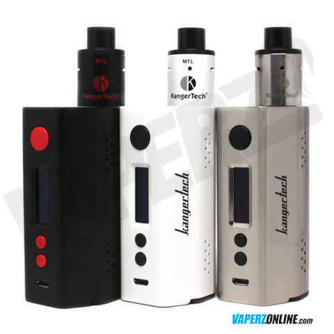 Kanger - Dripbox 160w TC Starter Kit