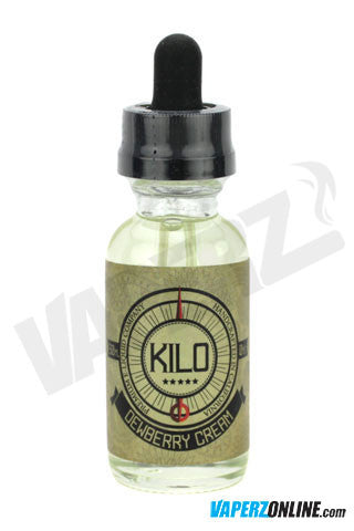 Kilo - Dewberry Cream - 30ml