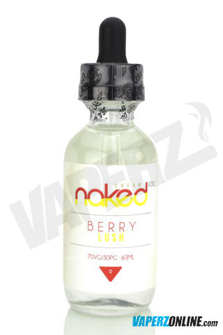 Naked 100 -  Berry Lush - 60ml