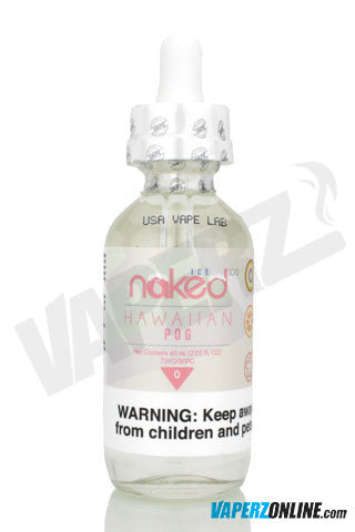 Naked 100 - Hawaiian Pog Ice - 60ml