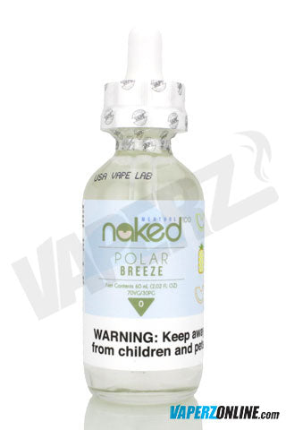 Naked 100 - Polar Breeze - 60ml