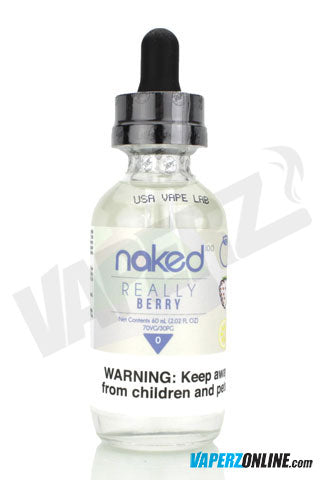 Naked 100 - Really Berry - 60ml