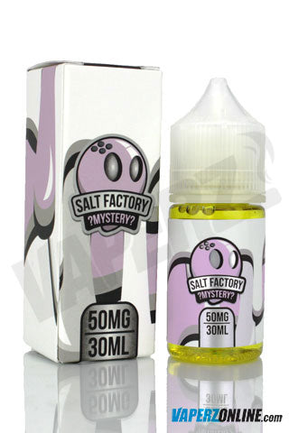 Salt Factory - Mystery - 30ml