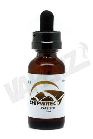 Shipwreck - Capsized - 30ml - Vaperz