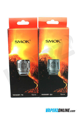 Smok TFV8 Baby Beast Coil - 5 pack - Vaperz