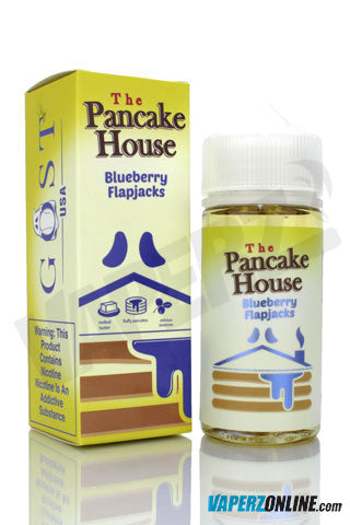 The Pancake House - Bluberry Flapjacks - 100ml