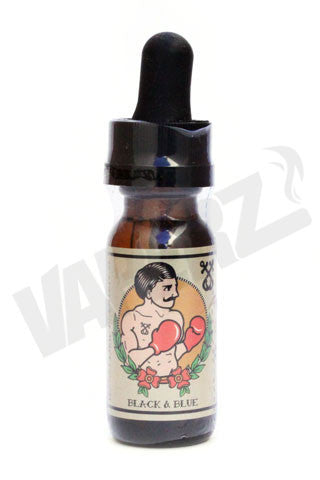 Traditional - Black & Blue - 15ml - Vaperz