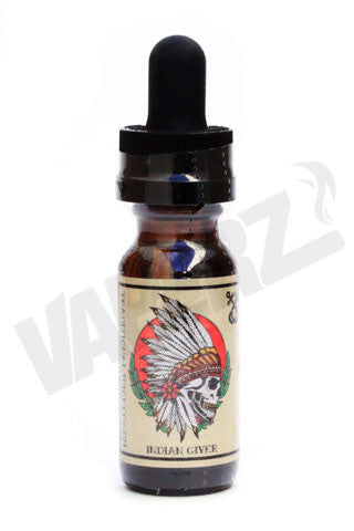 Traditional - Indian Giver/Tribe - 15ml - Vaperz