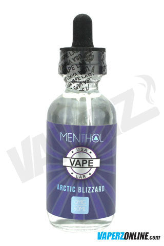 USA Vape Lab - Arctic Blizzard - 60ml - Vaperz