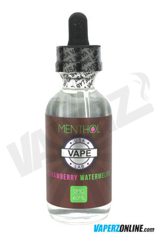 USA Vape Lab - Strawberry Watermelon - 60ml - Vaperz