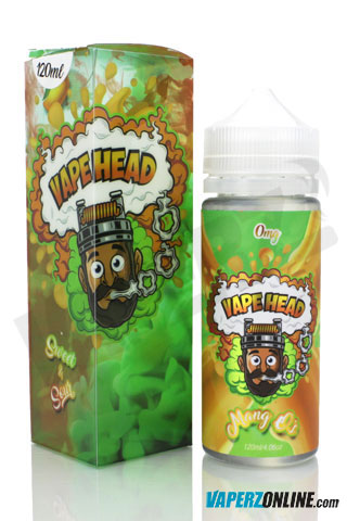 Vape Heads - Mang O's - 120ml - Vaperz