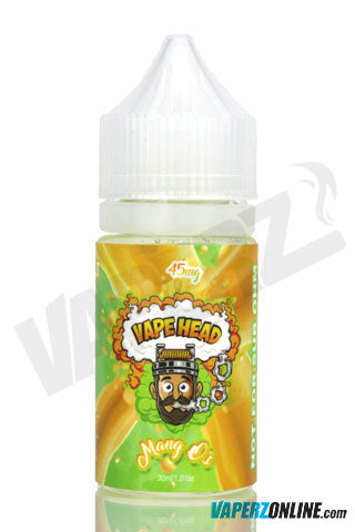 Vape Heads Salts - Mang O's - 30ml - Vaperz