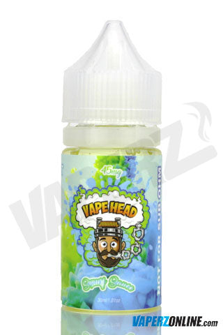 Vape Heads Salts - Smurf Sauce - 30ml - Vaperz