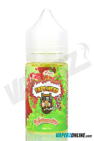 Vape Heads Salts - Wutamelon - 30ml