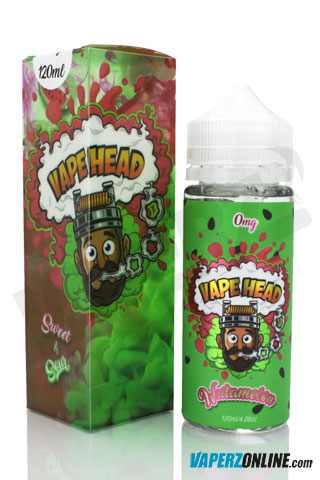 Vape Heads - Wutamelon - 120ml - Vaperz