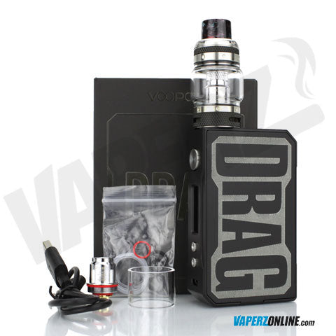 VooPoo - Drag 157W TC with UForce T1 Tank Starter Kit